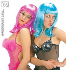 Long Coloured Wigs